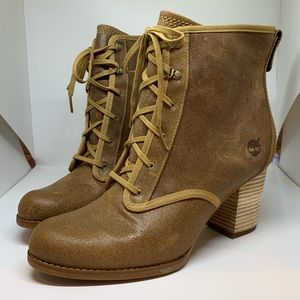 TIMBERLAND EathKeepers women's lace up boots NWT